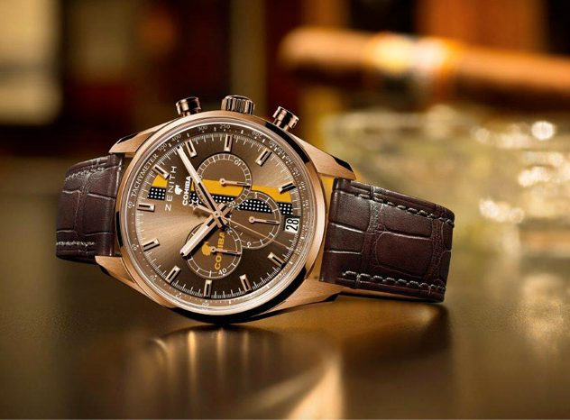"El Primero ""Legend of Cohiba"" Time unites twin traditions of production and expertise"
