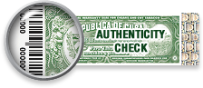 Authenticity Check