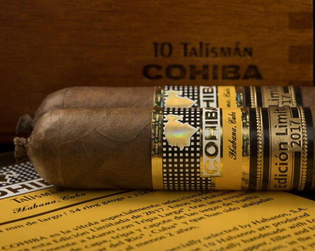 Habanos, S.A. introduces the Cohiba Talismán 2017 Limited Edition in London