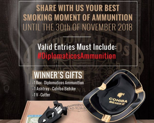 Diplomaticos Ammunition Photo Contest Results