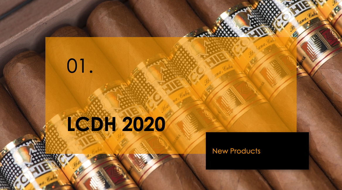 LCDH New Launches for 2020 & 2021